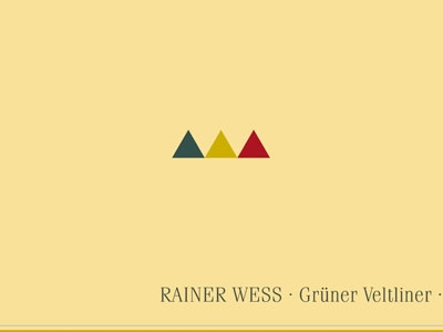 Rainer Wess Riesling